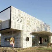 Construção E Arquitetura Ecologica