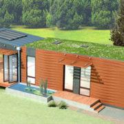 Construção de casas bioclimáticas