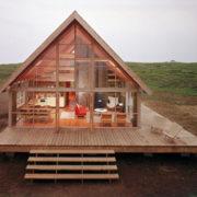 Casas pré-fabricadas baratas