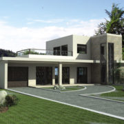 Casas pré-fabricadas em betão vigobloco